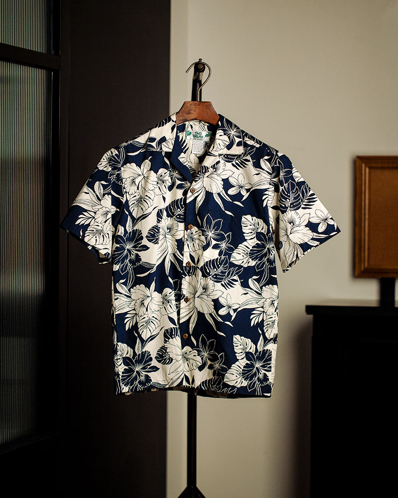 Two Palms|Monstera Orchid Aloha Shirt