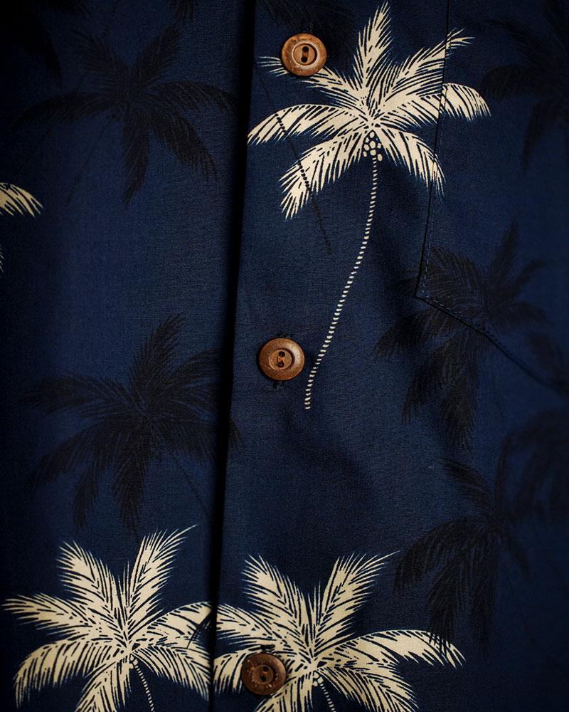 Pre-order|Two Palms|New Palm Aloha Shirt