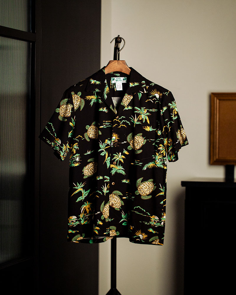 Two Palms|Turtles Aloha Shirt