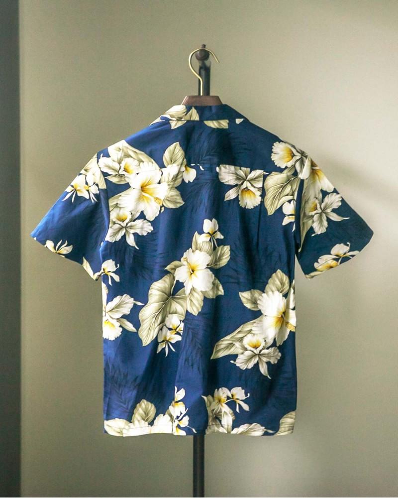 Two Palms|Hibiscus Trend Aloha Shirt