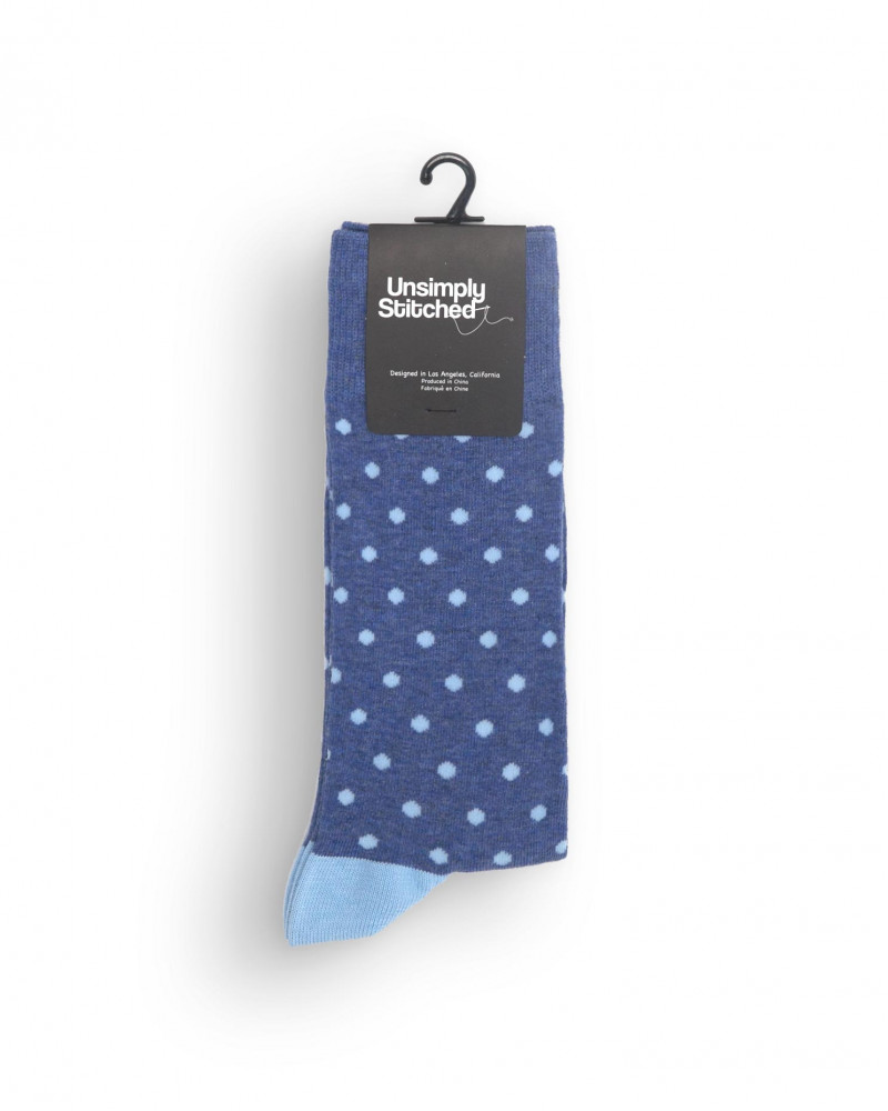 Unsimply Stitched|Polka Dot Socks
