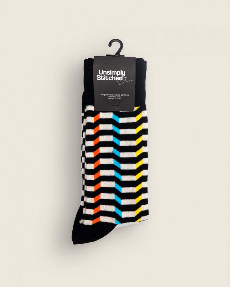 Unsimply Stitched|Layer Steps Socks