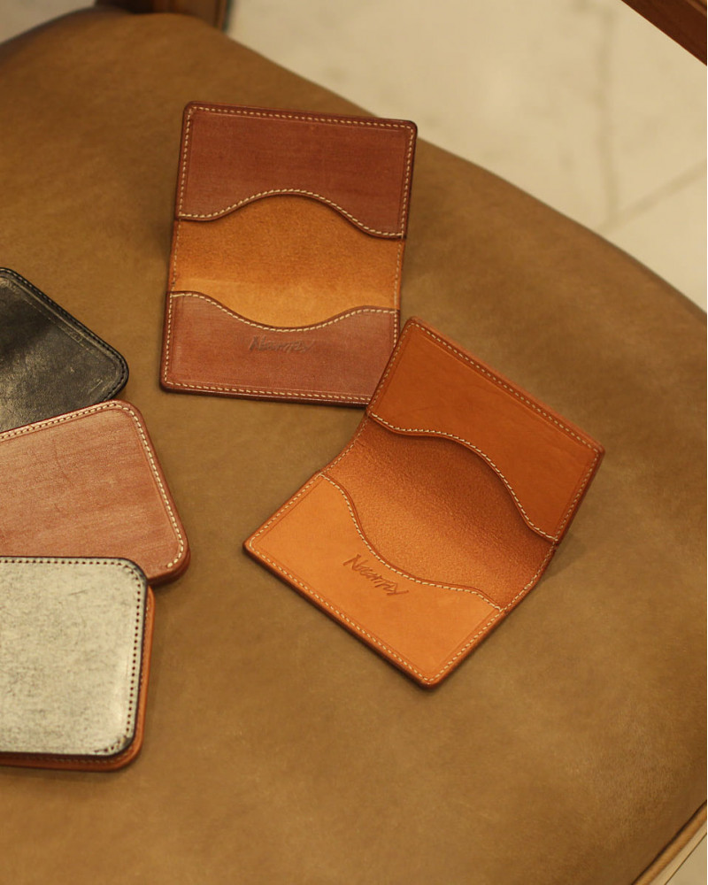 NIGHTFLY|Leather Card Holder