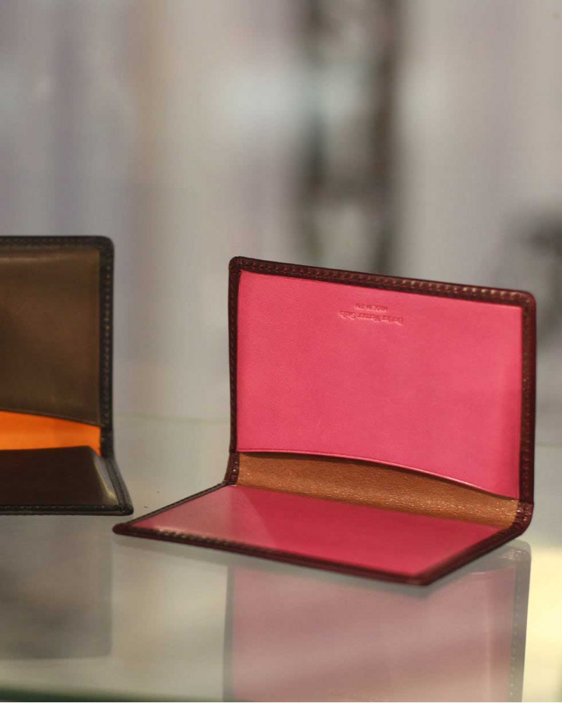 Butler Verner Sails|Card Holder