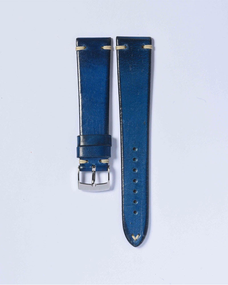 ANZIANO|Divenza Marina 20mm Vintage Watch Leather Strap