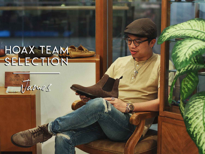 HOAX Team Selection|Ep.1|James