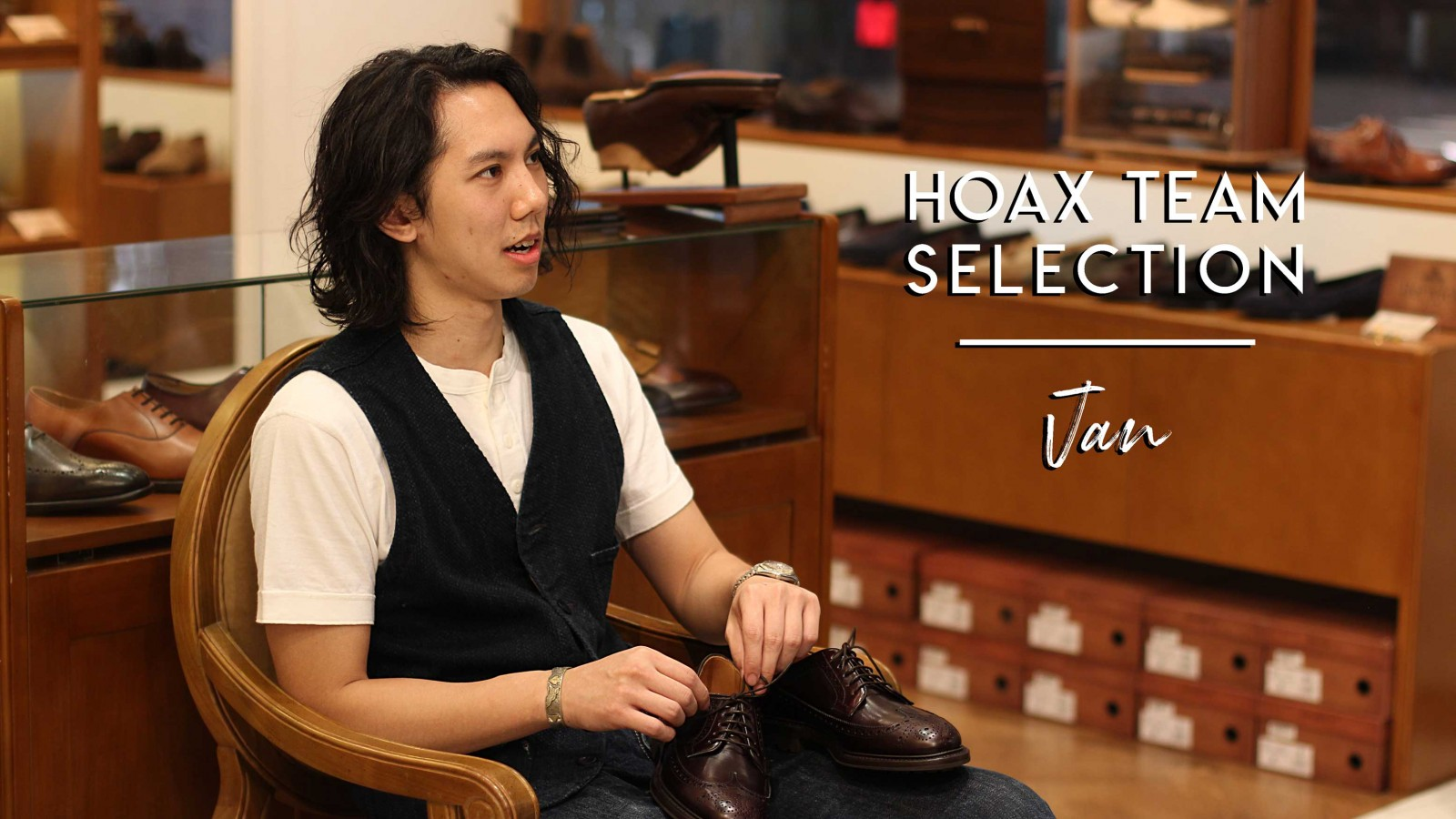 HOAX Team Selection|Ep.3|Jan