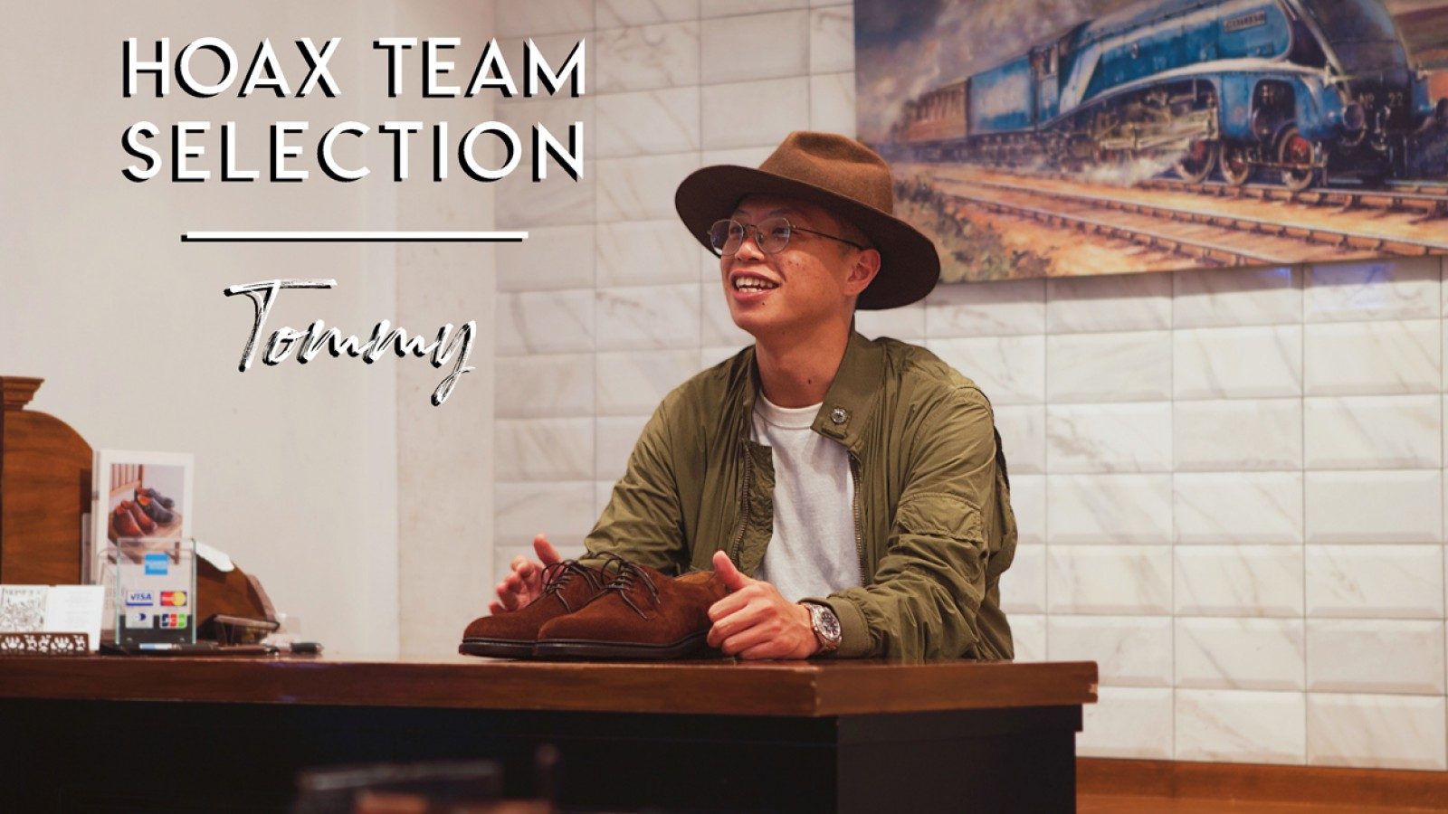 HOAX Team Selection|Ep.4|Tommy