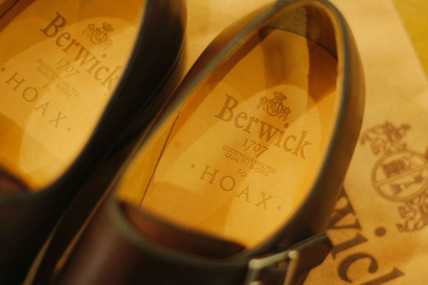 Berwick1707 for HOAX Collection - Handmade in Spain