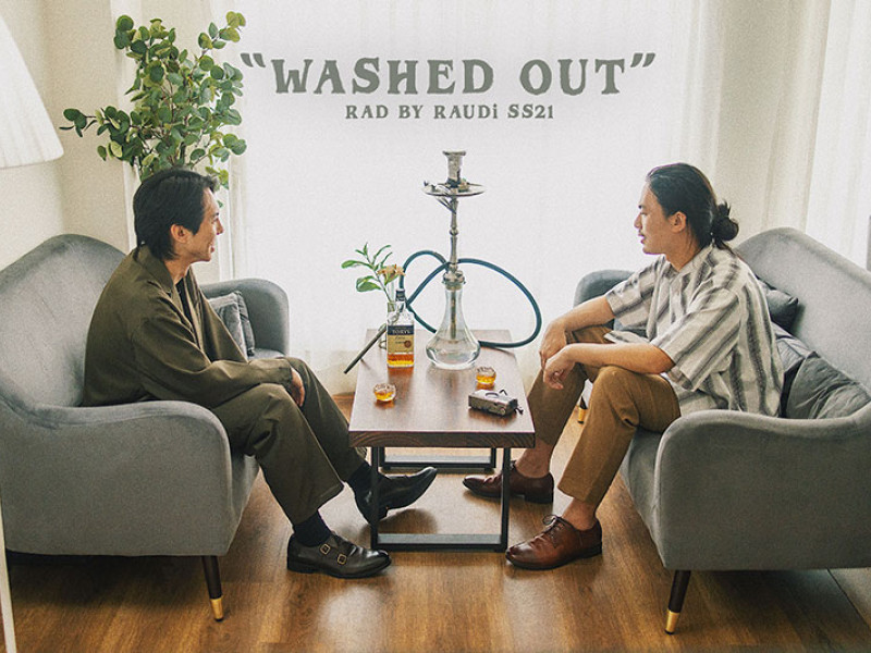 RAD by RAUDi SS21 - Washed Out