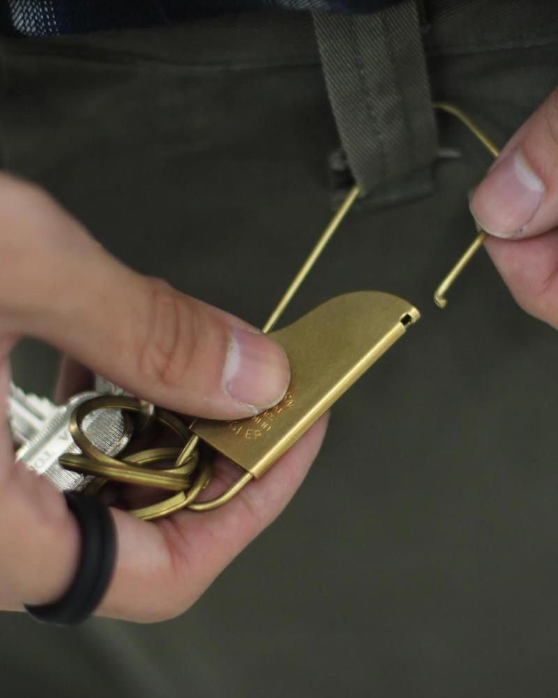 Candy Design & Works|WAK-01 Holger Keychain
