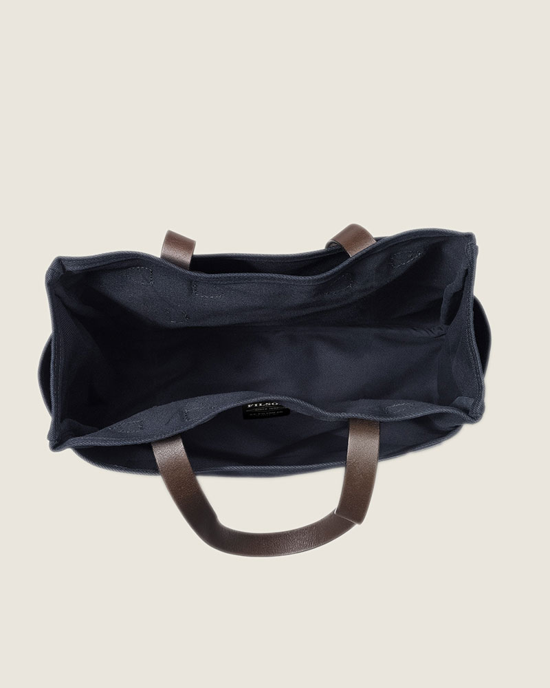 Filson|Rugged Twill Tote Bag.Navy