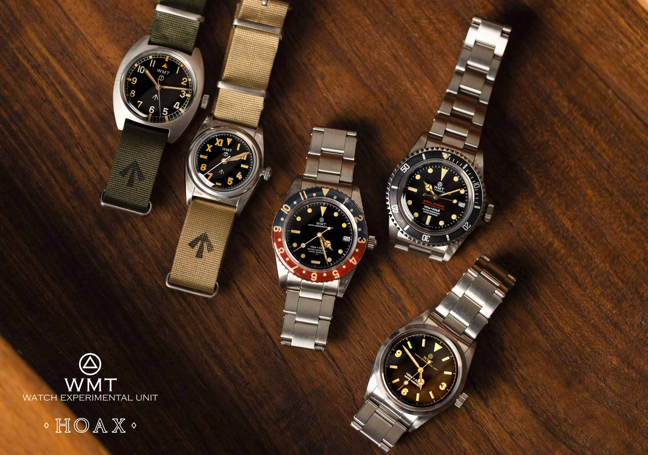 WMT Watches