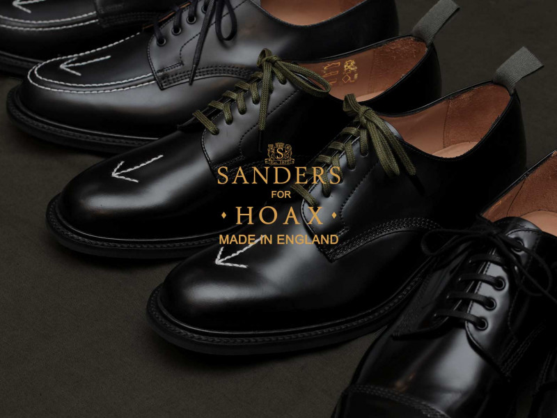 HOAX x SANDERS Military Collection