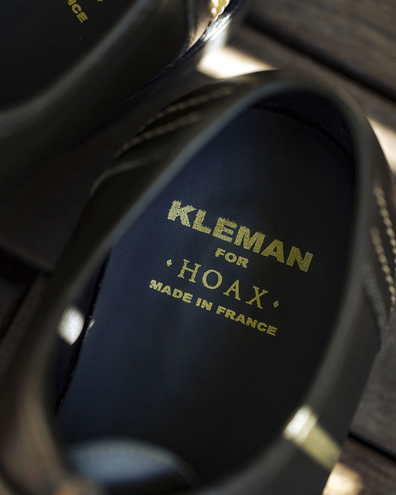 KLEMAN for HOAX 10th|Padror・Olive