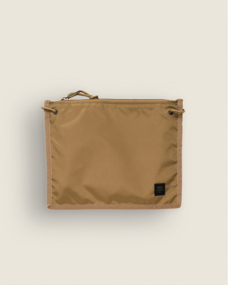 MIS Calif 2 Way Pouch.Coyote Brown