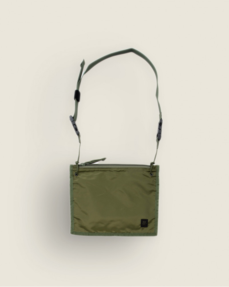 MIS Calif|2 Way Pouch.Olive