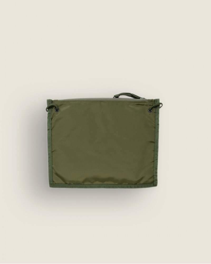 MIS Calif 2 Way Pouch.Olive