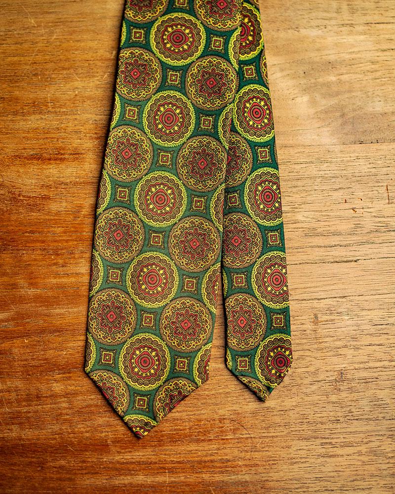 Passaggio Cravatte|Handmade Vintage Tie #1118