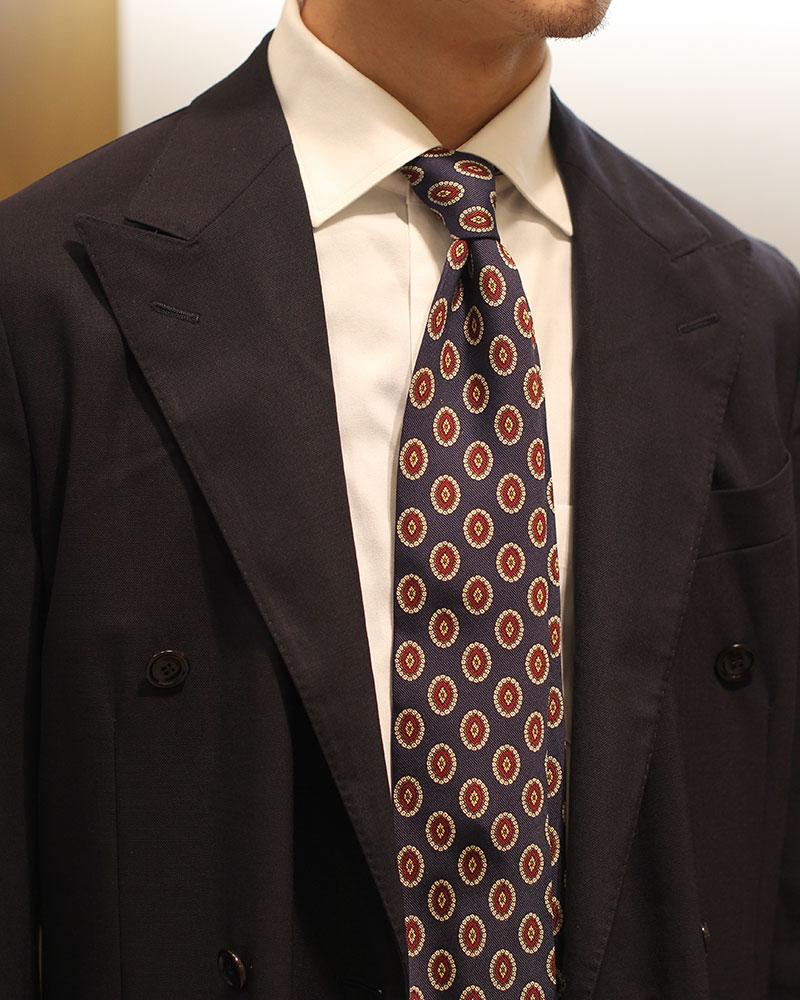Passaggio Cravatte|Handmade Vintage Tie #1078