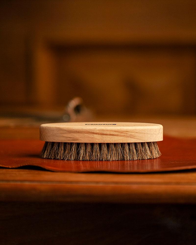 Saphir|Oval Horse Hair Brush