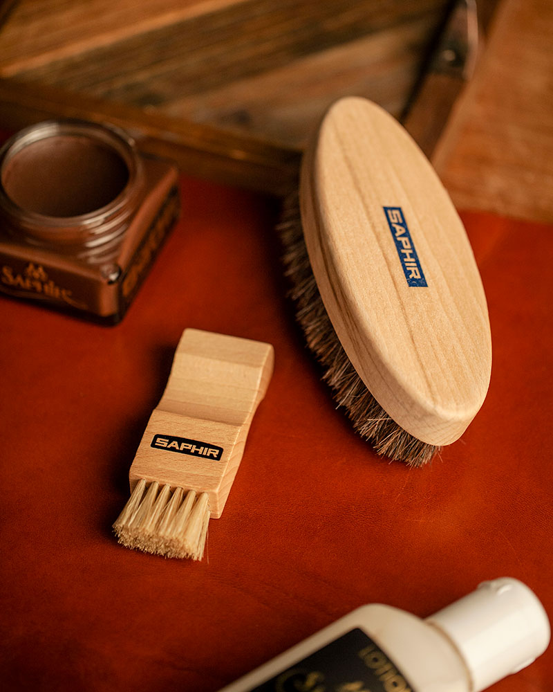 Saphir|Pommadier Brush