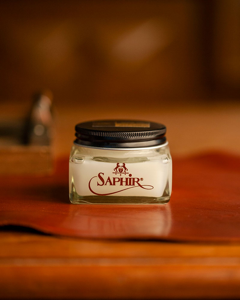 Saphir Médaille d'Or|Mink Oil