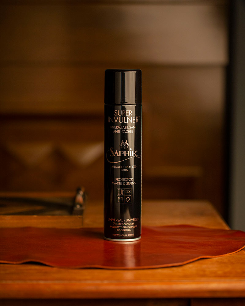 Saphir Médaille d'Or|Super Invulner Waterproof Spray