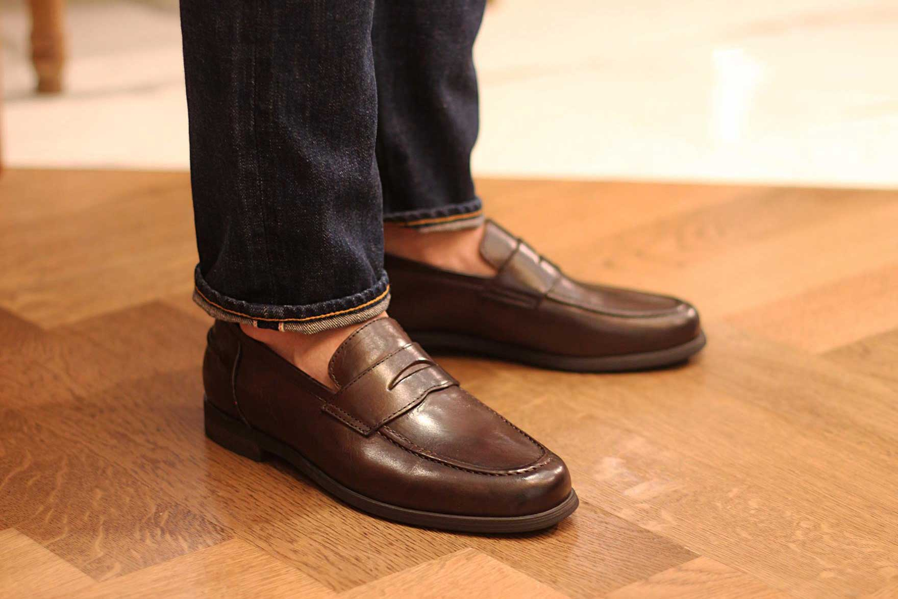 RAD by RAUDi Penny Loafers 樂福鞋 Brown